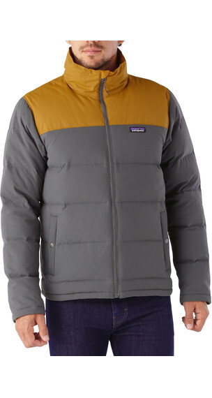 Patagonia M's Bivy Down Jacket Forge Grey